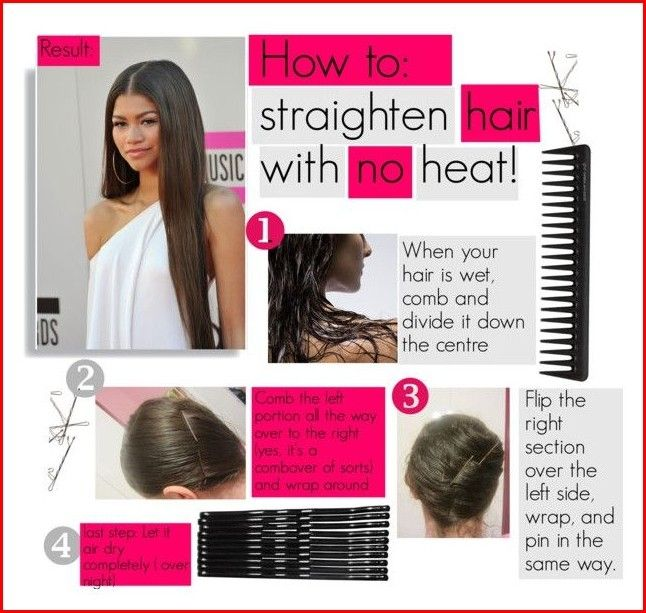 Things To Do With Long Straight Hair