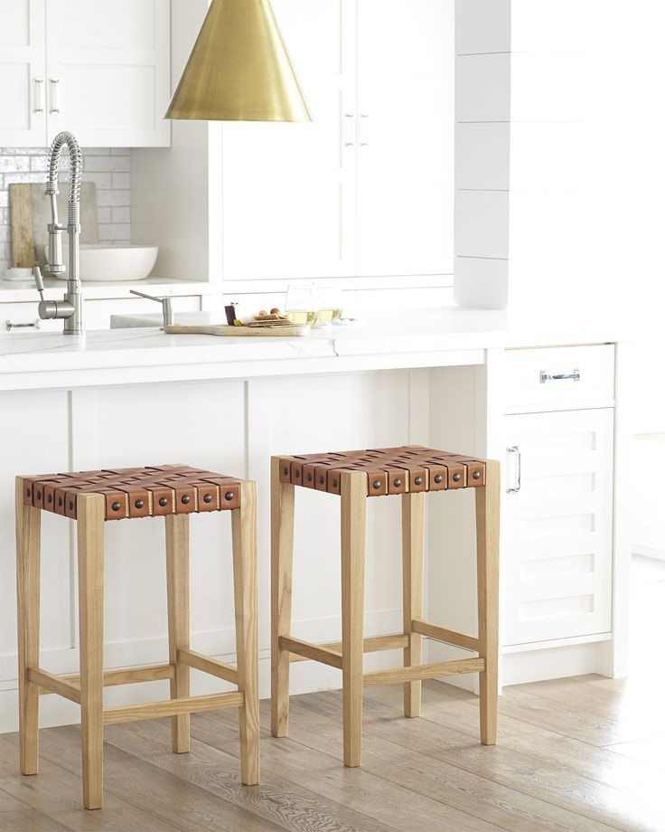 Collins Backless Counter Stool Counter Stools Backless Rustic