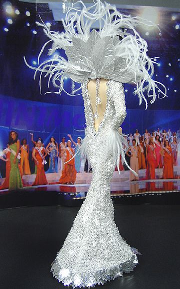 OOAK Barbie NiniMomo's Miss China 2007 2008