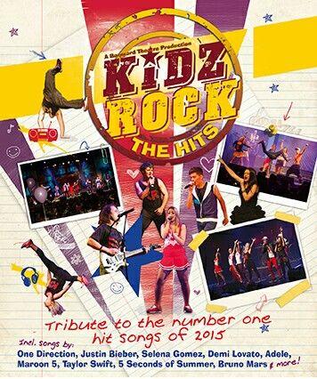 Neshav's 10th Bday held @ the barnyard theatre gateway...the kids rock show!