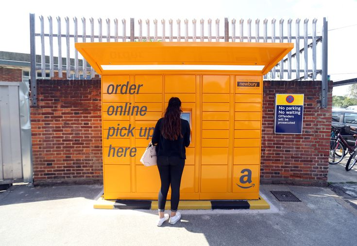 Morrisons to open 'hundreds' of in-store Amazon Lockers