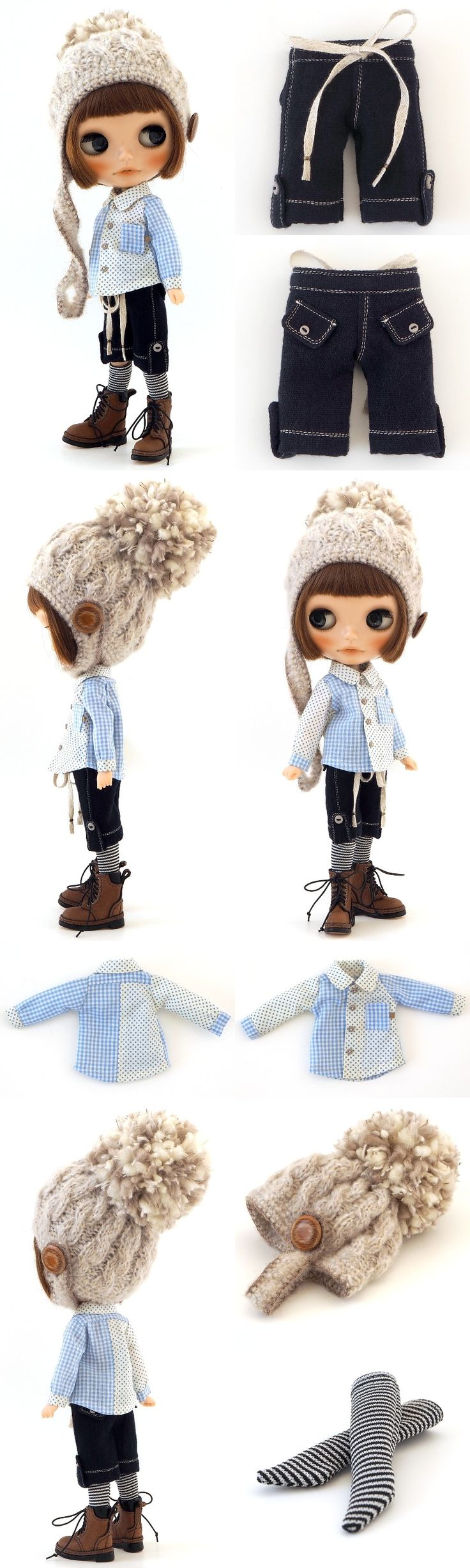** Blythe outfit ** Lucalily 436 ** - ヤフオク!