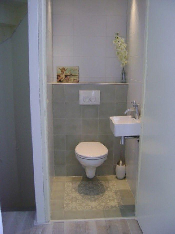 Toilet in Portugese tegeltjes