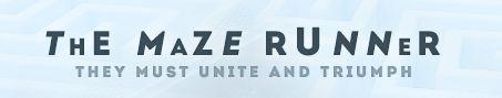 Bijschrift titel film Maze Runner 2