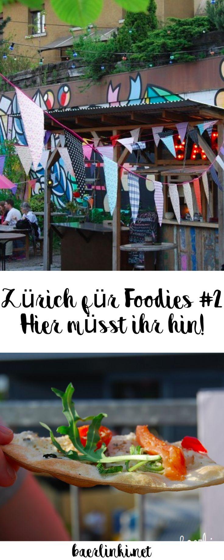 Frau Gerolds Garten – The Urban Gardening Feeling / Mein absoluter Geheimtipp für Foodies in Zürich!