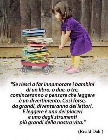 #bambini e #libri