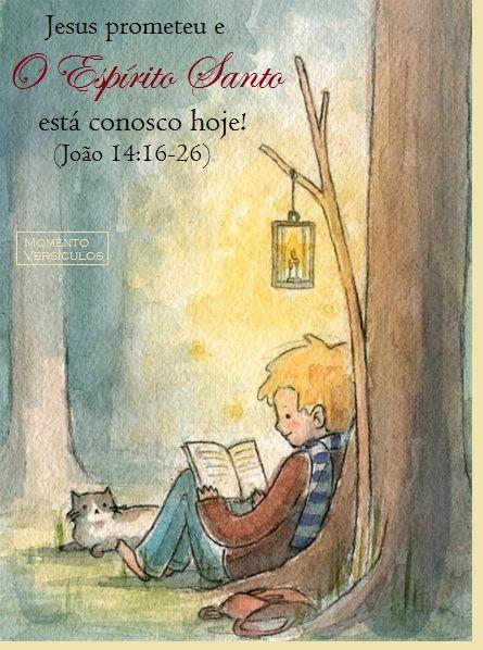 HOJE, O Espírito Santo é O Conselheiro que Jesus p...