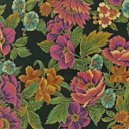 Robert Kaufman - Botanica AJMM-8860-201 JEWEL