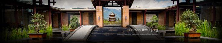 Lijiang, China. Hiking holiday from Lijiang to Ringha. Banyan tree resort to Banyan tree resort- my kind of hiking holiday:)