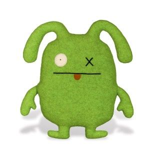 Ugly Dolls: Classic Plush Doll, Ox Join the ugly doll craze that's sweeping the world. These  lovable characters that show us that being ugly means accepting our differences and embracing our flaws.  http://awsomegadgetsandtoysforgirlsandboys.com/ugly-dolls/ Ugly Dolls: Classic Plush Doll, Ox