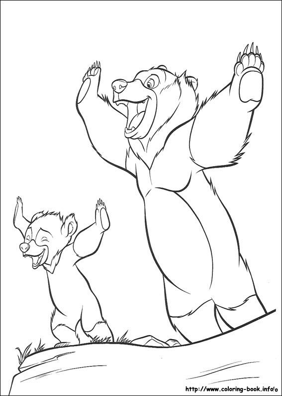 best 25+ brother bear ideas on pinterest | game concept art, game ... - Brother Bear Moose Coloring Pages