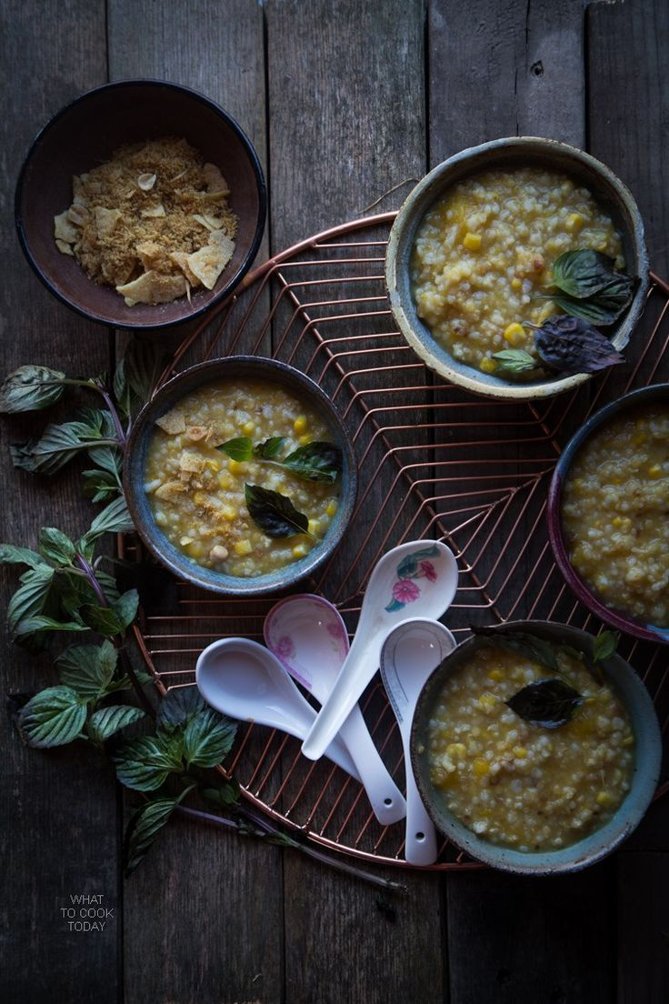 What To Cook Today -Manadonese porridge (Bubur Manado - Tinutuan) #glutenfree #onepot