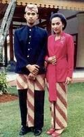 Jawa barat province clothes