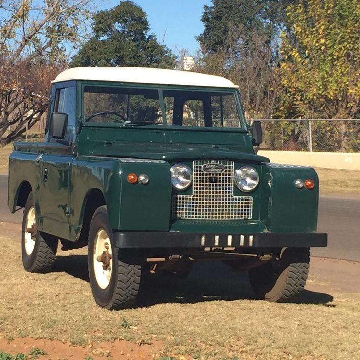 1263 Best Land Rover 109 Images On Pinterest