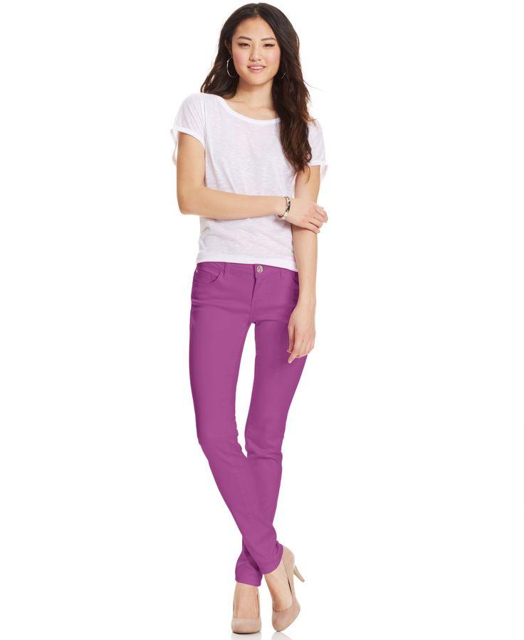 Celebrity Pink Jeans Juniors' Skinny Jeans