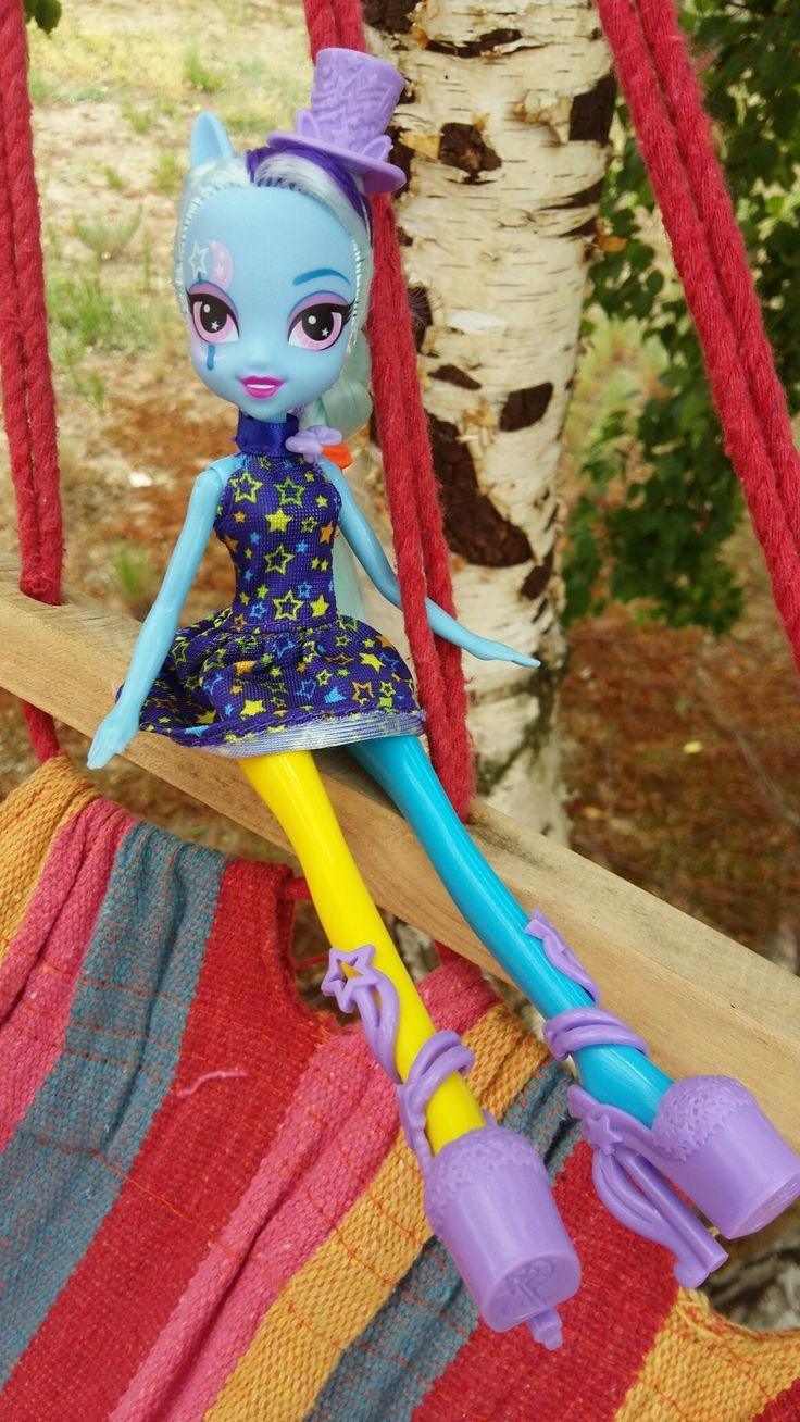 Trixie fashion doll