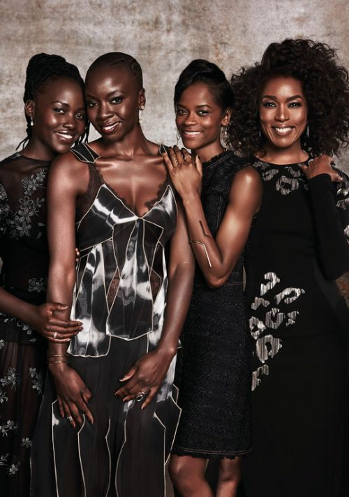 Welcome To Wakanda: The Stars Of Black Panther...