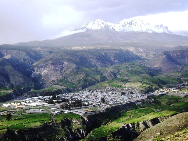 Putre, (XV Región de Arica y Parinacota, Chile)