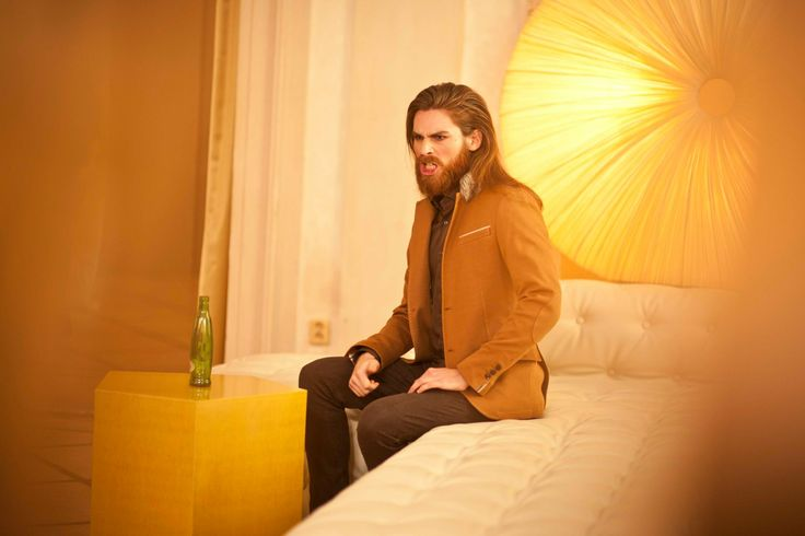 Making of a new Mattoni spot // 2014 #behindthescenes #makingof #backstage #carlsbad #filming #advertising #ad #spot #tv #luxury #mattoniwater #man #model #ginger #beard