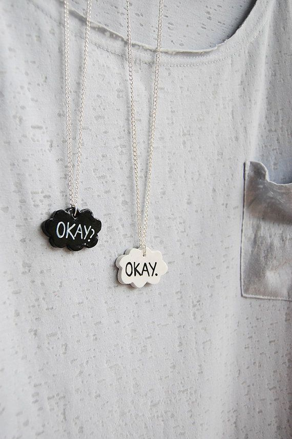 BFF necklaces!!!