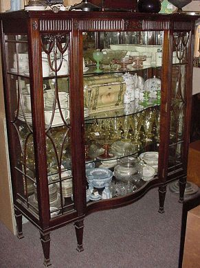 17 Best Images About Old China Cabinets On Pinterest