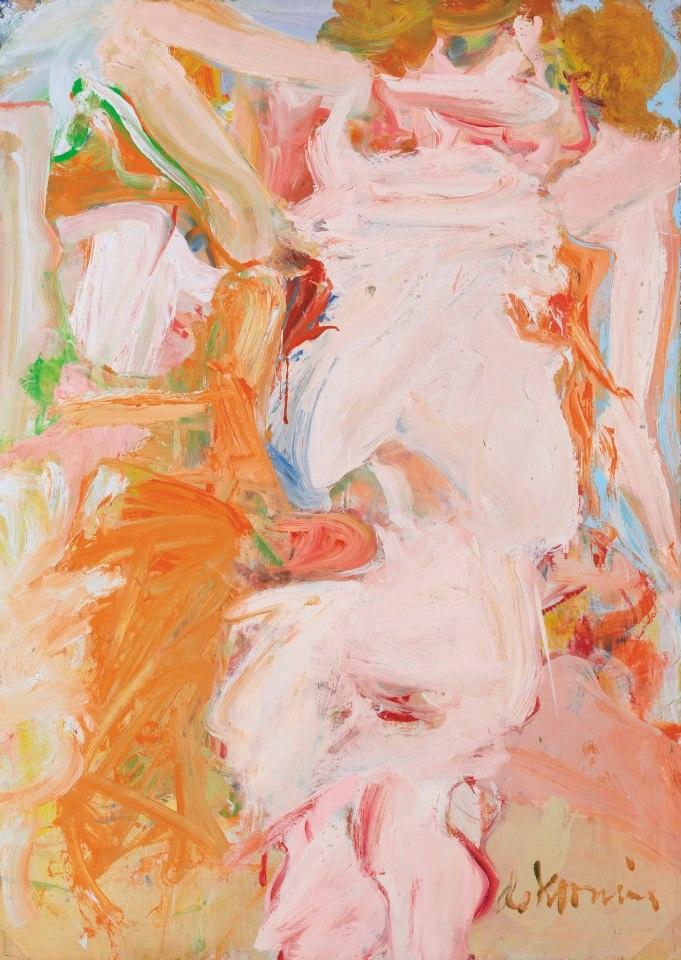 Willem de Kooning (1904-1997)  Women