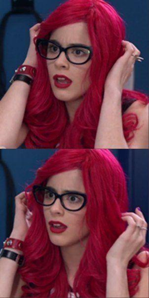 Violetta deguiser en roxy ❤✔
