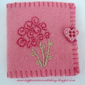 Happiness is Cross Stitching - Lynn B - Álbuns da web do Picasa