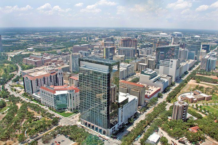 Texas Medical Center in Houston, TX Texas medical center