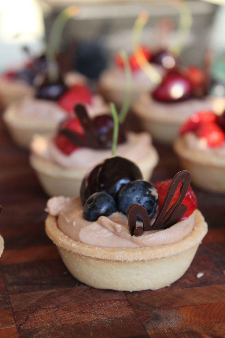 Mini Cheesecakes :)