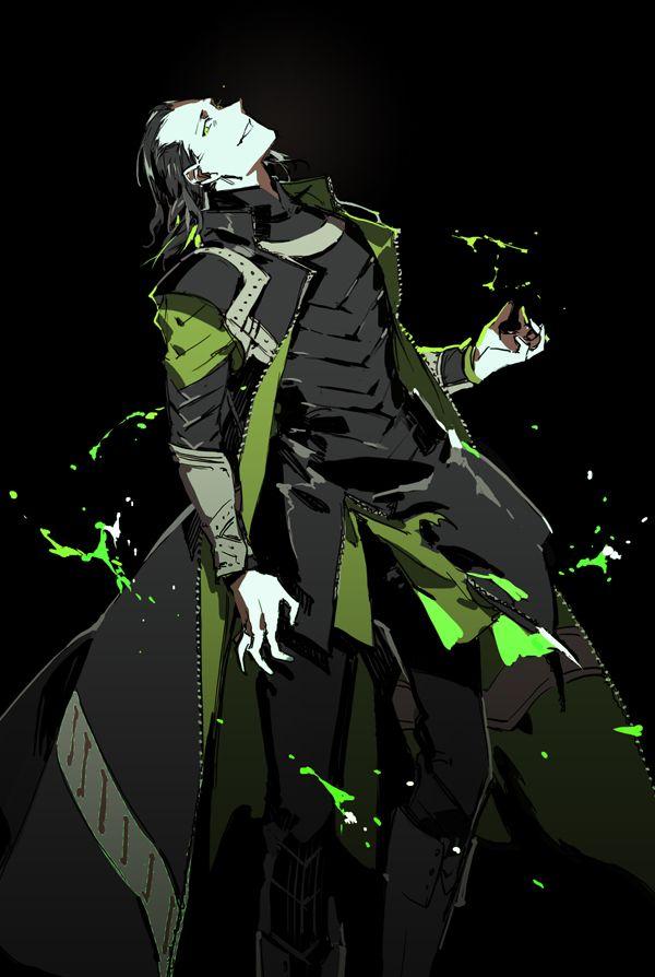 Anime Loki Images - Reverse Search
