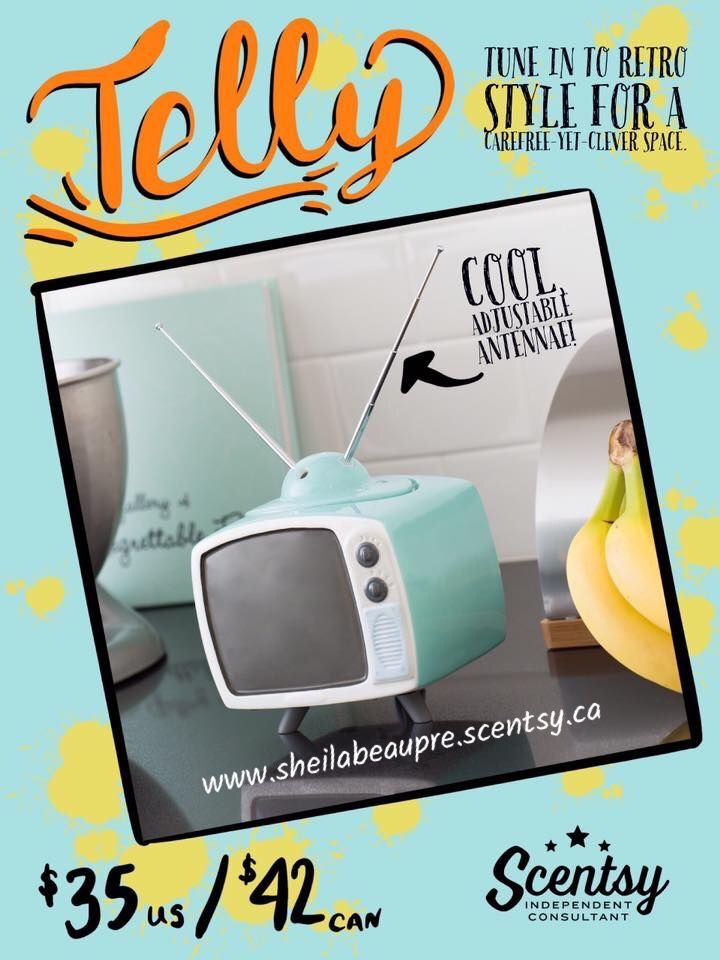 Tune into retro style with Telly, a vintage-inspired piece designed to broadcast plenty of personality.