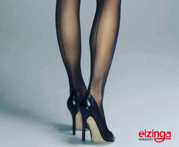 @elzingakousen Met een subtiele naad in je panty lijken je benen langer en slanker. Ideaal voor een elegante look! Loopt de naad na het aantrekken van de panty niet helemaal recht over je achterbeen? Maak je handen iets vochtig en zet met platte hand de naad recht, zonder aan de panty te trekken. Et voilà! #panty #tights #legwear #beenmode #kousen #legfashion #enschede #hengelo #fashion #mode #enschede #twente #shopping #onlineshop #heels #legs #Haverstraatpassage