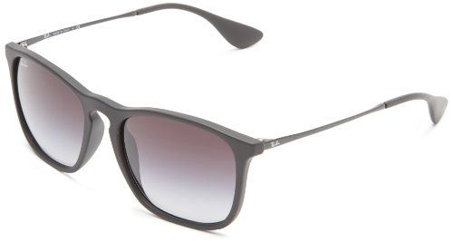 Ray-Ban 0RB4187 622/8G Square Sunglasses, Rubber Black Frame/Gray Gradient,54 mm Ray-Ban http://www.amazon.com/dp/B009CF2HKA/ref=cm_sw_r_pi_dp_Is.Tub0NBT8WX