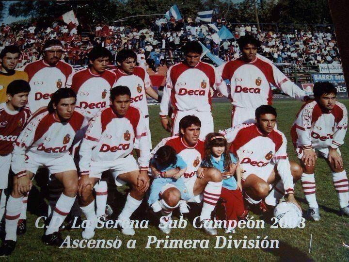 Deportes La Serena 2003 (subcampeon y ascenso).