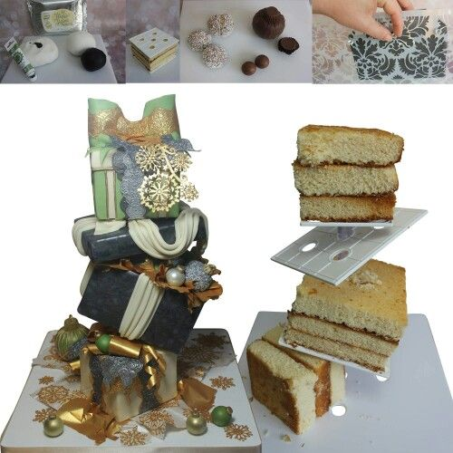 Margie Carter Wedding Cake