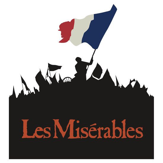 [Les Miserables T-Shirt] by Zoe Toseland is being reviewed on www.ShirtRater.com!