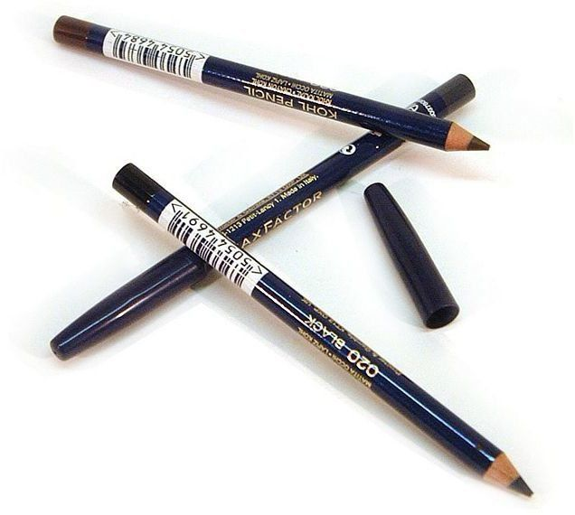 Smudge Your Way to Fashion Week's Easiest Trend Max Factor Kohl Eye Liner Pencil Max Factor Kohl Eye Liner Pencil (£5)