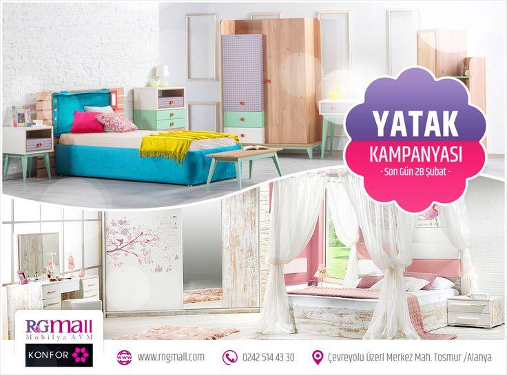 İyi haftalar dileriz⛅️ Mağazamızı ziyaret ederek bizden Yatak Odası Takımı veya Genç Odası Takımı satın alan müşterilerimize yatak HEDİYE ediyoruz! Kampanya detayları için: http://rngmall.com/portfolio/yeni-yilin-ilk-kampanyasi-2017-yatak/ #alanya #mobilya #dekorasyon #alışveriş