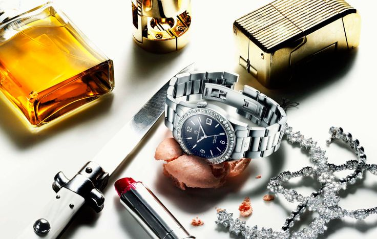 Sjöö Sandström, Royal Steel Classic with diamond bezel.  #sjöösandström #sjoosandstrom #watch #watches #ladies #woman #jewelery #perfume #style #fashion