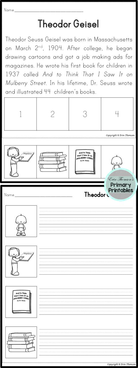 The 25+ best Story sequencing worksheets ideas on Pinterest ...