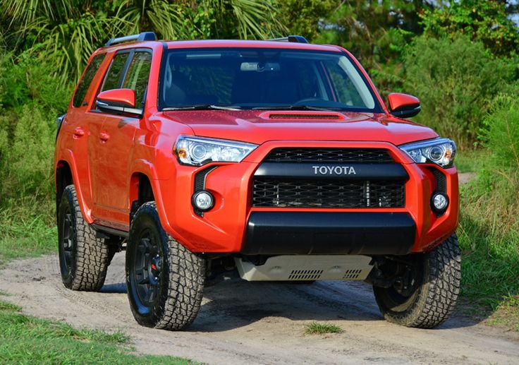 2015 Toyota 4Runner TRD Pro Review  Test Drive https://www.automotiveaddicts.com/47417/2015-toyota-4runner-trd-pro-review-test-drive