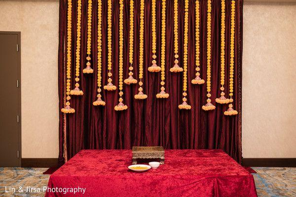 Haldi Ceremony Stage Decor Desi Wedding Decor Home Wedding
