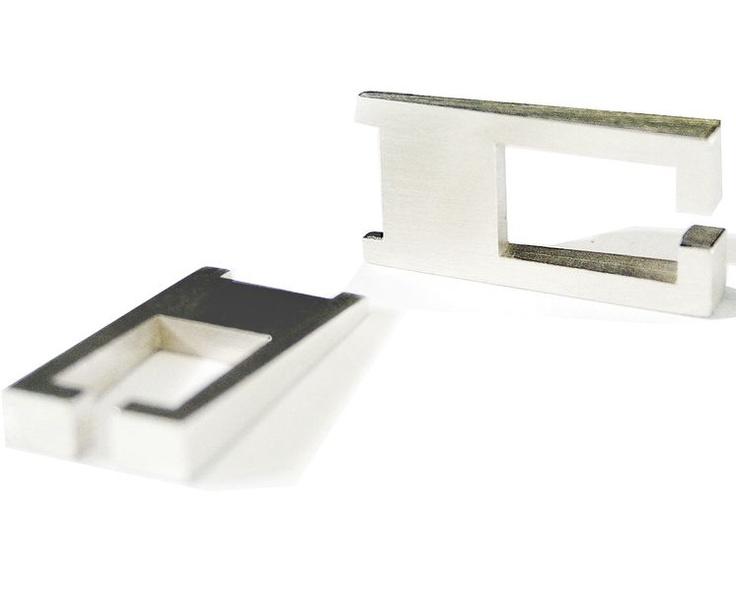 Dunder Design - Gate (cufflinks) from gentleman.fi