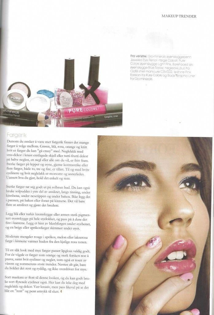 Spabeauty magazine SS14