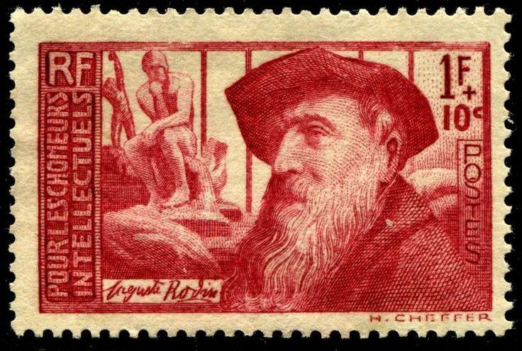 Огюст Роден = Auguste Rodin