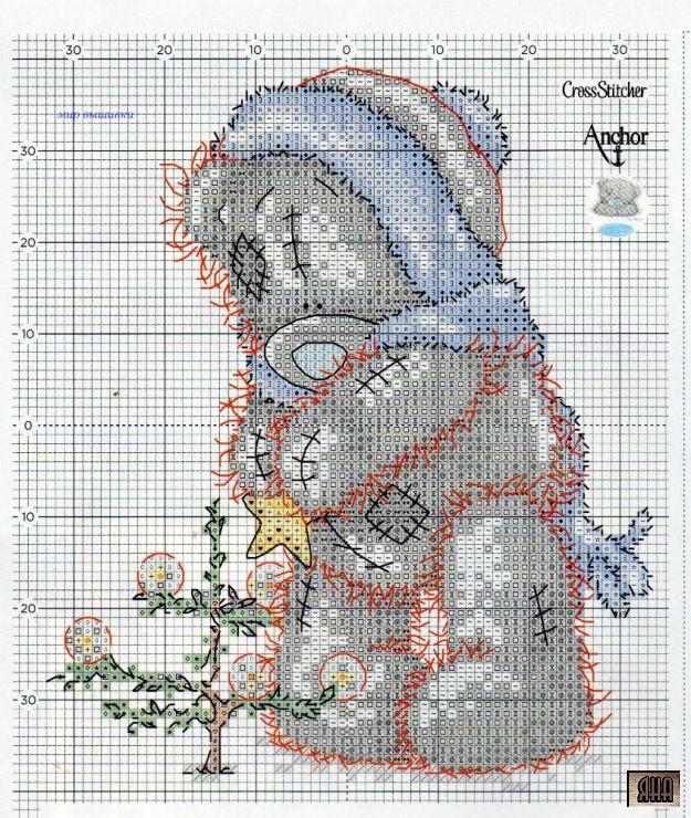 Gallery.ru / Фото #2 - 13 - IannaD chart 1