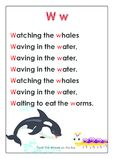ABC Songs – Letter W