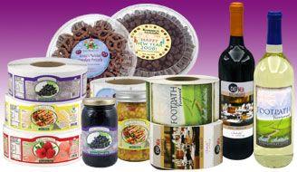 Cette image est proposée par Quicklabel, qui commercialise différents modèles d'imprimantes à étiquettes couleur pour vous permettre de réaliser en interne l'impression de vos propres étiquettes de produits alimentaires. visit : http://www.quicklabel.fr/end-use-applications/food-beverage-labels/