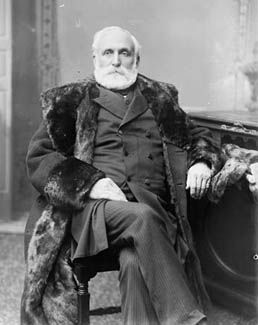 Mackenzie Bowell 5th Prime Minister of Canada was born on December 27 1823